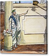 Coolidge: Third Term, 1928 Acrylic Print