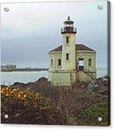 Coquile Lighthouse Acrylic Print