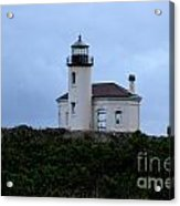 Coquille Lighthouse Acrylic Print