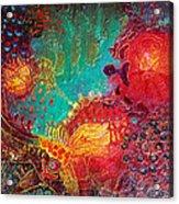 Coral World Acrylic Print