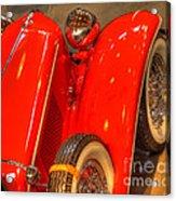 Cord Automobile  Acrylic Print