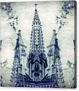 Cordoba Church Argentina Acrylic Print