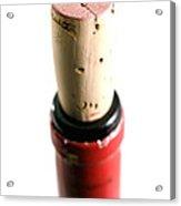 Cork Closeup Acrylic Print