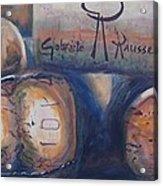 Corks Acrylic Print