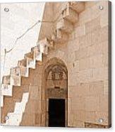 Corner Stairs Acrylic Print