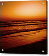 Corona Del Mar Acrylic Print