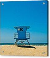 Coronado Beach  Acrylic Print