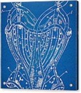 Corset Patent Series 1905 French Acrylic Print