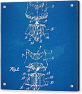 Corset Patent Series 1907 Acrylic Print