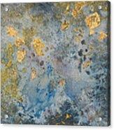Cosmic 25 No. 2 Acrylic Print by Rita Bentley