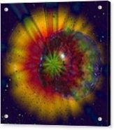 Cosmic Light Acrylic Print