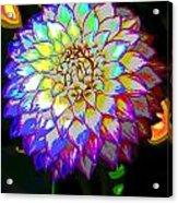 Cosmic Natural Beauty Acrylic Print
