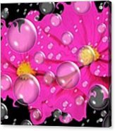 Cosmos In Space.... Acrylic Print