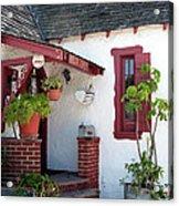 Cottage Charm Acrylic Print