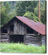 Country Farm Life Acrylic Print