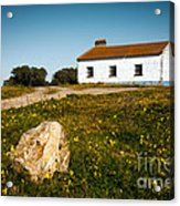 Country House Acrylic Print