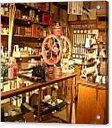 Country Store 1 Acrylic Print