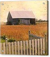 Countryside Life Acrylic Print