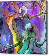 Coup De Foudre 02 Acrylic Print