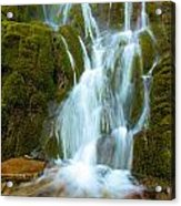 Crater Lake Vidae Falls Acrylic Print