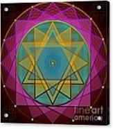 Creative Power 2012 Acrylic Print
