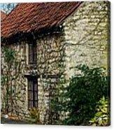 Creeper Cottage Acrylic Print