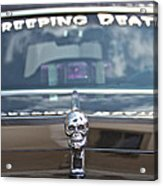 Creeping Death Acrylic Print