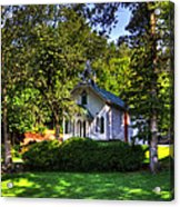 Crescent Hill Baptist Church Acrylic Print