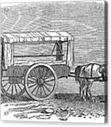 Crimean War: Ambulance Acrylic Print