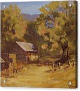 Crippen Ranch Acrylic Print