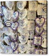 Croatian Lavender Acrylic Print