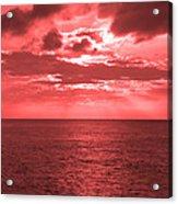 Cromer Sky Acrylic Print