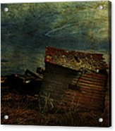 Crooked Breeze Revisited  Acrylic Print