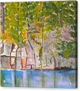 Crooked Creek 1 Acrylic Print