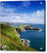 Crookhaven, Co Cork, Ireland Most Acrylic Print