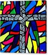 Cross No 9 Acrylic Print