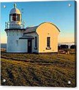 Crowdy Head Lighthouse  Acrylic Print