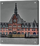 Crrnj Terminal Hdr Acrylic Print