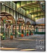 Crrnj Terminal II Acrylic Print