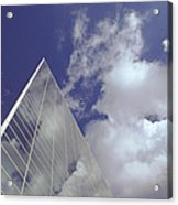 Crystal Cathedral 2 Acrylic Print