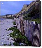 Crystal Cove Beach Acrylic Print