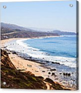 Crystal Cove Orange County California Acrylic Print