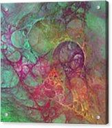 Crystal Ocean Acrylic Print