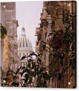 Cuban Romance Acrylic Print