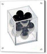 Cubic Symmetry Acrylic Print