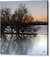 Cubillas Lake Acrylic Print