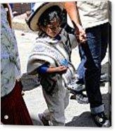 Cuenca Kids 130 Acrylic Print