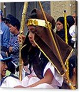 Cuenca Kids 39 Acrylic Print