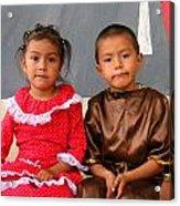 Cuenca Kids 76 Acrylic Print