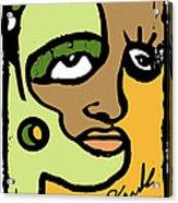 Culture Shock Acrylic Print